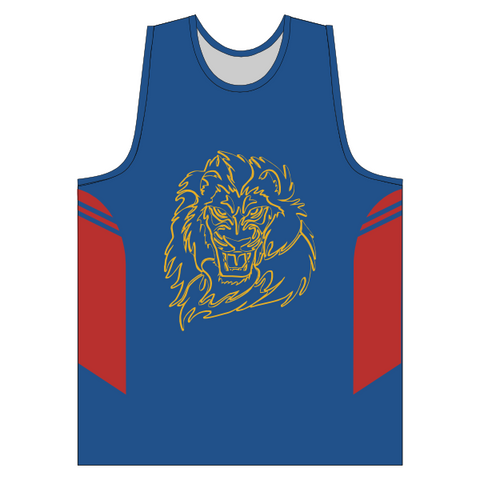 Fitzroy Lions FC (P&S) | Training Singlet