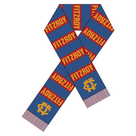 Fitzroy Lions FC (P&S) | Scarf