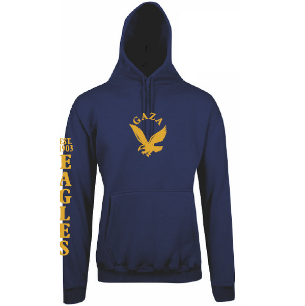 Gaza Eagles (P&S) | Hoodie - Royal