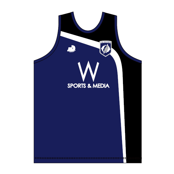 CBC Old Collegians FC | Training Singlet - purple
