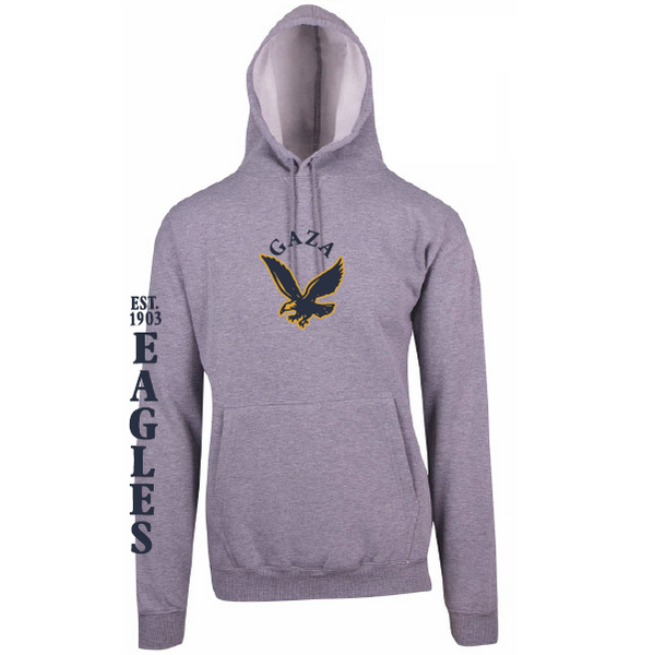 Gaza Eagles (P&S) | Hoodie - Grey