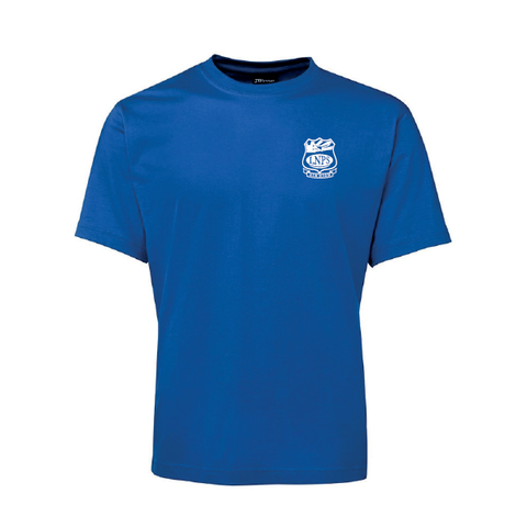 Lockleys North PS | Sports Tee - Brian (blue)