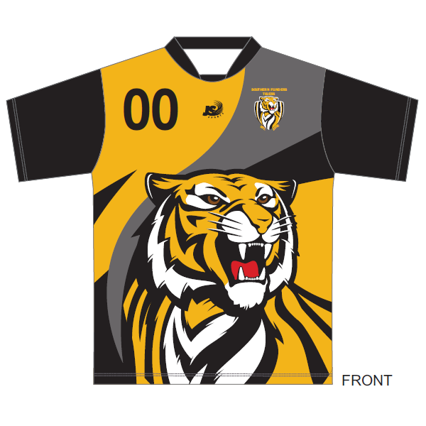 Southern Flinders Tigers FC | Warm-Up Tee