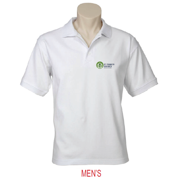 St Francis Xaviers STAFF | Oceana Polo - White