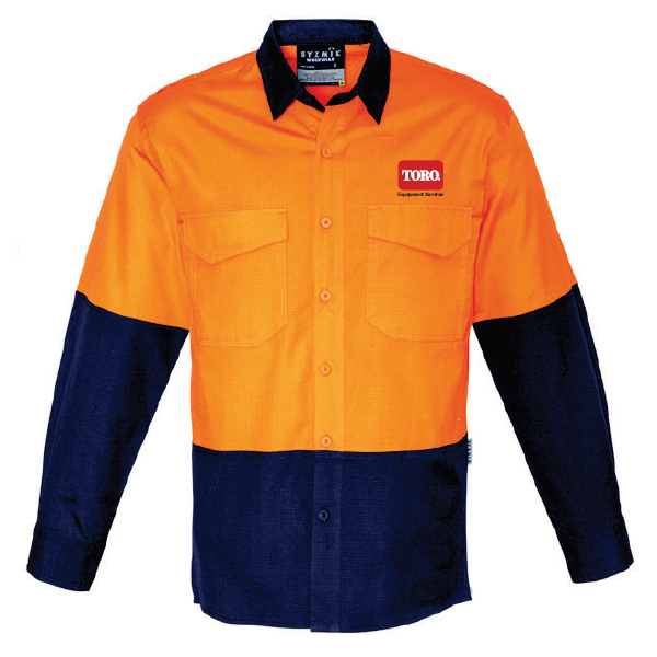 TORO Australia | Hi-Vis Shirt - Long Sleeve