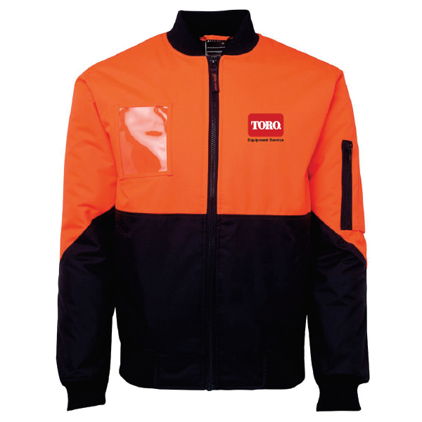 TORO Australia | Hi-Vis Flying Jacket