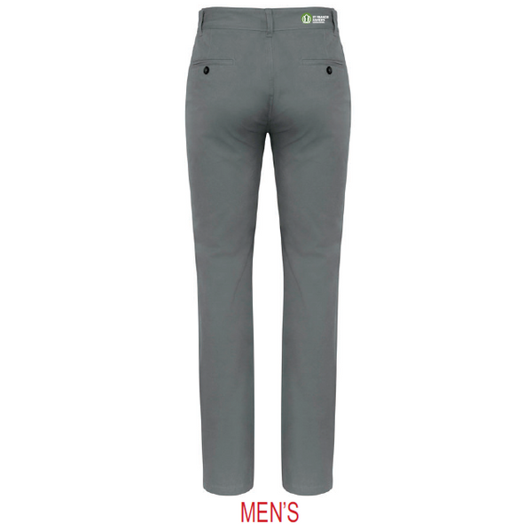 St Francis Xaviers STAFF | Chino Pants - Charcoal