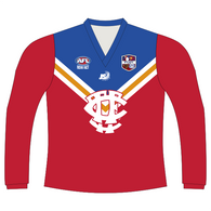 Tuggeranong Valley AFC | Senior Mens Inaugural Guernsey - Long Sleeve