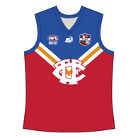 Tuggeranong Valley AFC | Senior Mens Inaugural Guernsey - Sleeveless