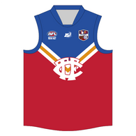 Tuggeranong Valley AFC | Junior Inaugural Guernsey - Sleeveless