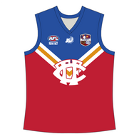 Tuggeranong Valley AFC | Senior Womens Inaugural Guernsey - Sleeveless
