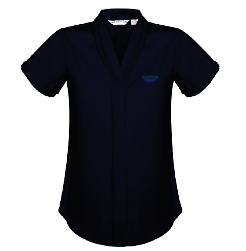 Playford IC | Staff Ladies Shirt - Midnight Blue