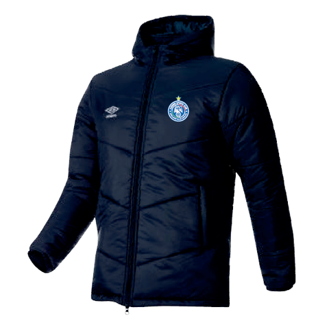 Adelaide Blue Eagles | Umbro Padded Coach Jacket