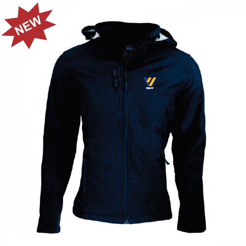 Valley View Secondary | STAFF Softshell Jacket - Navy
