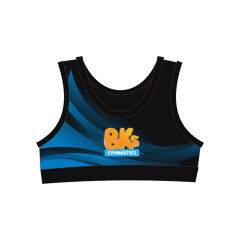 BK Gym Merch (P&S) | Crop Top