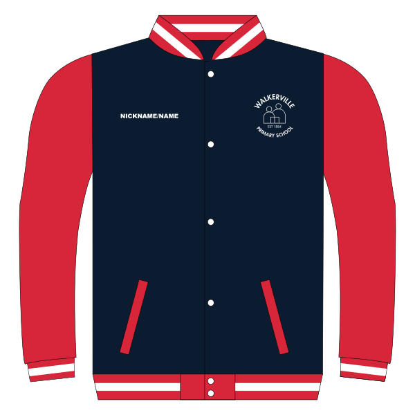 Walkerville PS | 2021 Year 7 Jacket