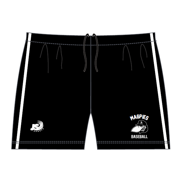 Port Adelaide Magpies Baseball | Shorts