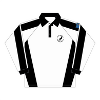 Port Districts Footballers CC | Junior Playing Polo - Long Sleeve