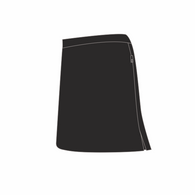 School Uniform | Sports Skort - Black
