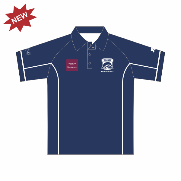 Grange Cricket Club | Senior Elite Off-Field Polo