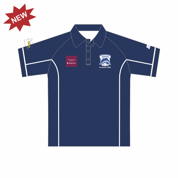 Grange Cricket Club | Junior Elite Off-Field Polo