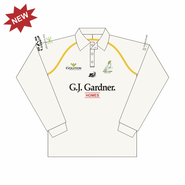 Sandy Creek Cricket Club | Club Polo Long Sleeve