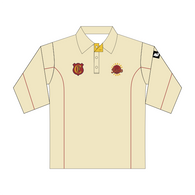 Flinders Park CC | A-Grade Playing Polo - 3/4 Sleeve