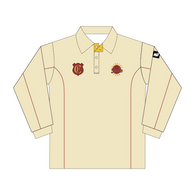 Flinders Park CC | A-Grade Playing Polo - Long Sleeve