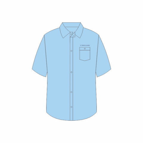 St Francis Xaviers CS | Short Sleeve Shirt *CLEARANCE*