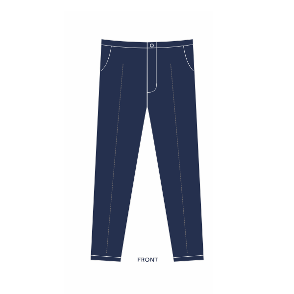 St Francis Xaviers CS | Navy Pants (Girls) *CLEARANCE*