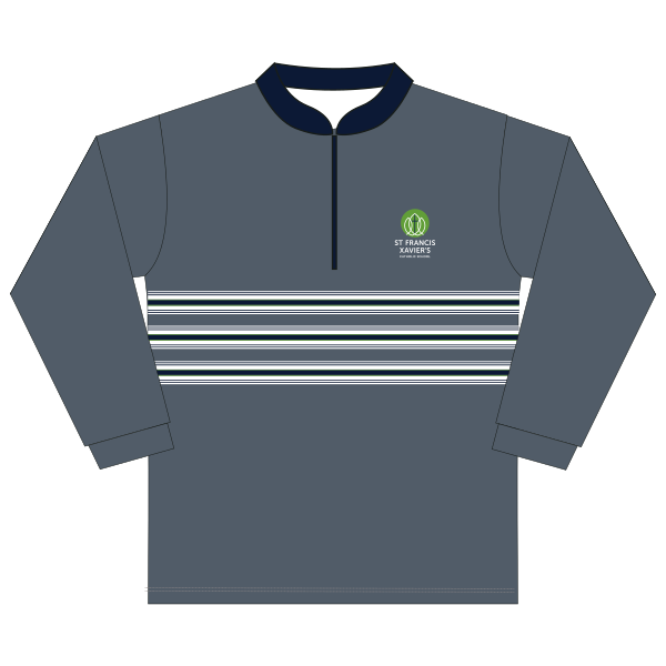 St Francis Xavier's CS | Polo - Long Sleeve