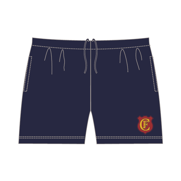 Flinders Park CC | Training Shorts - Microfibre