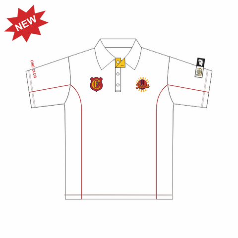 Flinders Park CC | B-Grade, C-Grade & Juniors Playing Polo - Short Sleeve