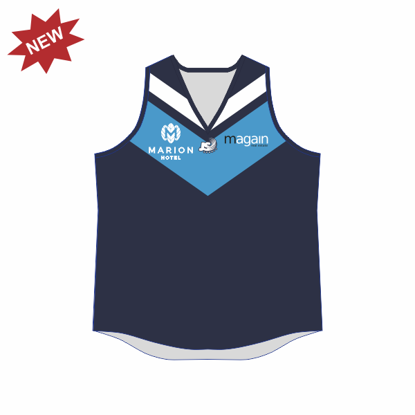 Flinders University FC | Womens Training Singlet