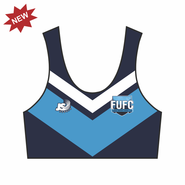 Flinders University FC | Womens Crop Top