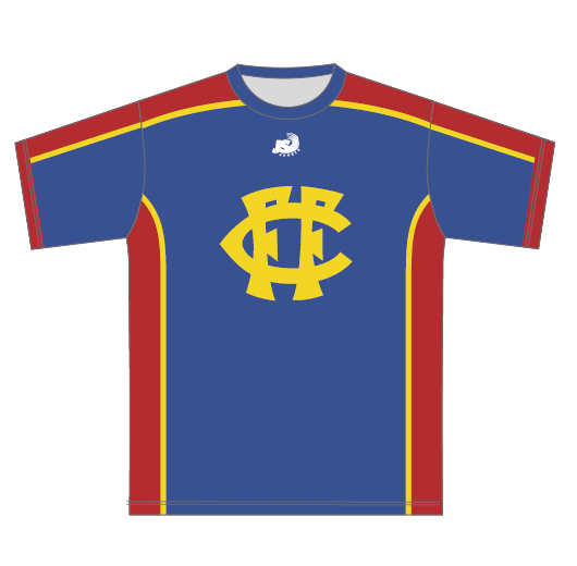 Fitzroy Lions FC (P&S) | Warm-Up Tee - Unisex