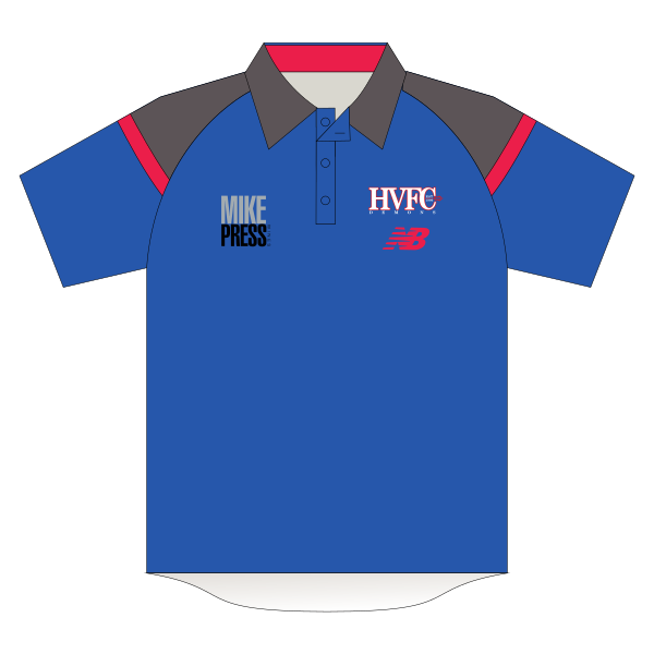 Hope Valley FC (P&S) | New Balance Senior Polo
