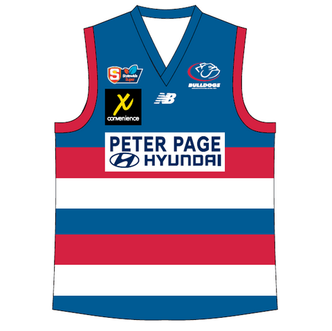 Central District FC (P&S) | New Balance Womens Guernsey