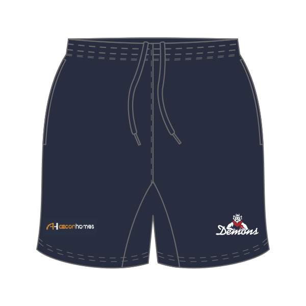Lockleys Demons FC (P&S) | Pro Training Shorts