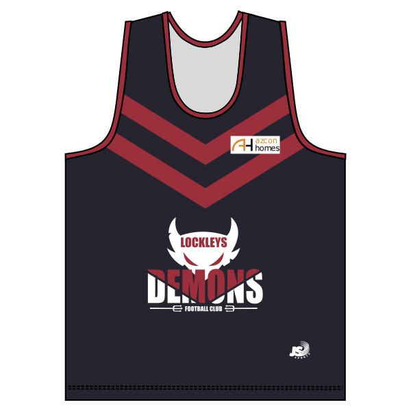 Lockleys Demons FC (P&S) | Training Singlet