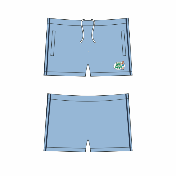 Dagman | NSW Footy Shorts