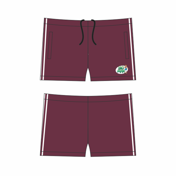 Dagman | QLD Footy Shorts