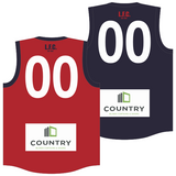 Lockleys Demons FC (P&S) | Reversible Guernsey (Seniors)