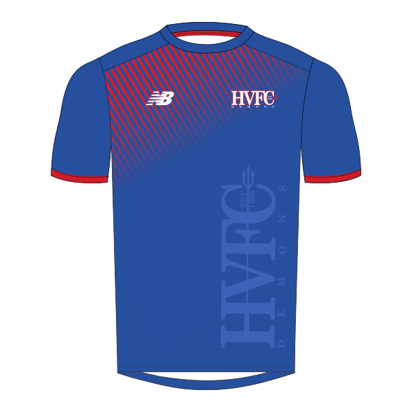 Hope Valley FC (P&S) | New Balance Training Tee