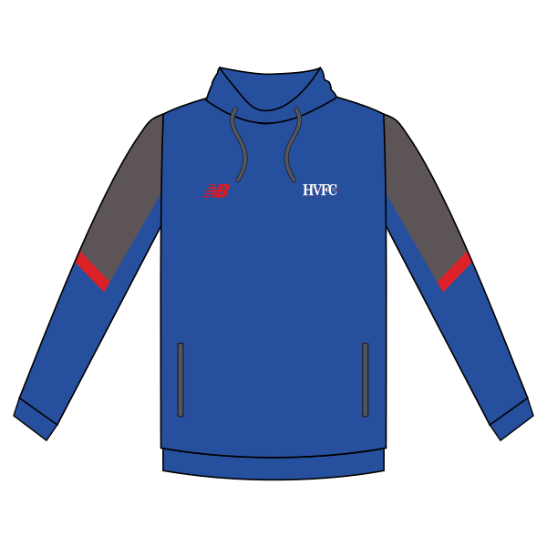 Hope Valley FC (P&S) | New Balance Hoodie