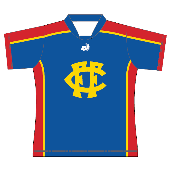 Fitzroy Lions FC (P&S) | Warm-Up Tee - Ladies