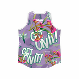 Dagman | Get On It - Female Singlet with Pocket