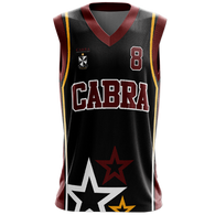 Cabra Dominican College | Basketball Singlet