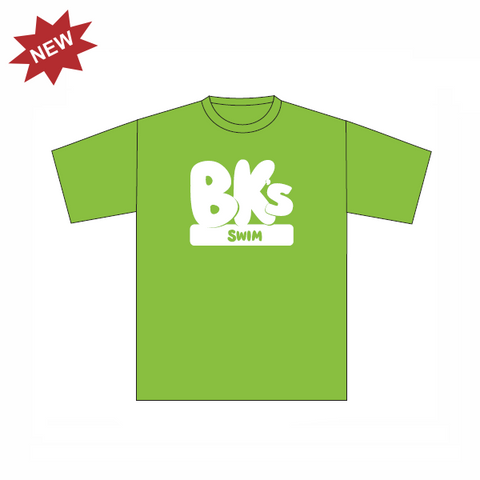 BK Swim | Kids T-Shirt - Lime