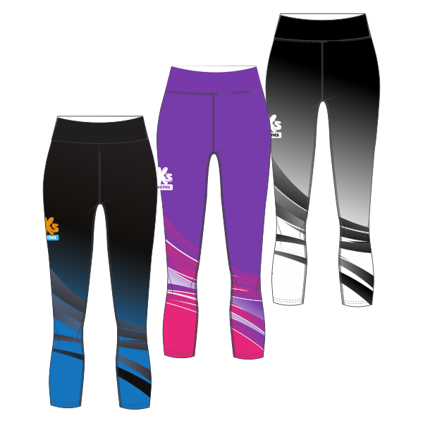 BK Gym Merch (P&S) | Leggings